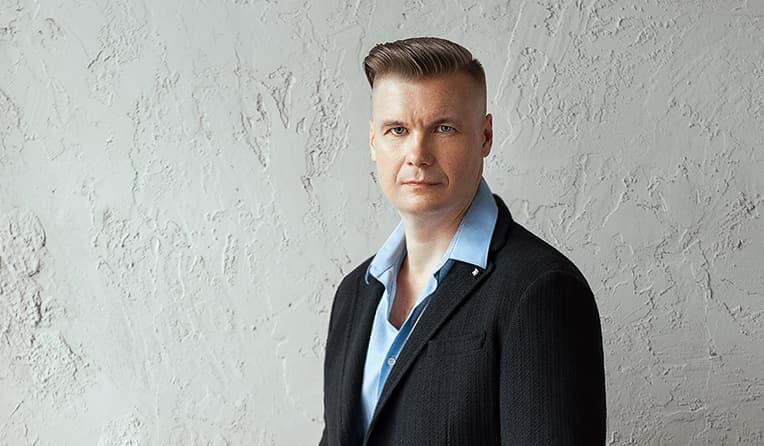 Психолог Арсений Володько